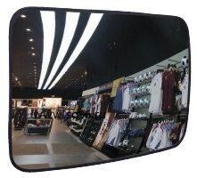 зеркало прямоугольное для помещения d 400х600, 600х800