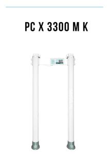 РС Х 3300 M K БЛОКПОСТ