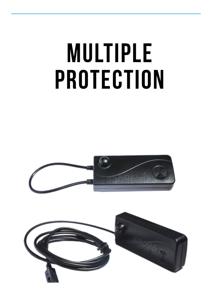 Multiple protection tag Антикражный датчик