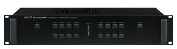 ECS-6216P Контролер системы оповещения Inter-M