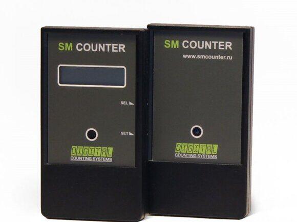 SM Counter счетчик посетителей покупателей для магазина цена купить