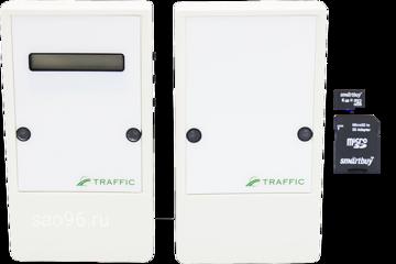 sao96.ru Автономный счетчик посетителей TRAFFIC 2D Compact (SD карта в комплекте)