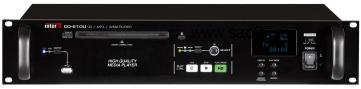 CD-610U CD-MP3-проигрыватель с портом USB, резервное питание 24 В