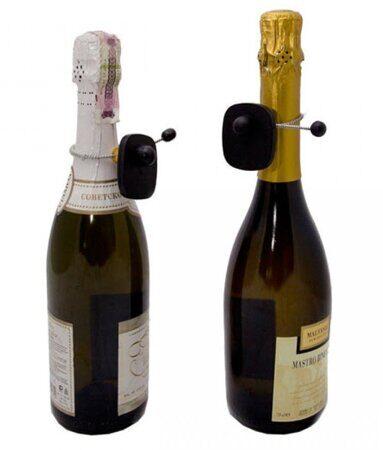 Bottle Tag  радиочастотный антикражный датчик для бутылок