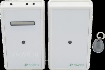 sao96.ru Автономный счетчик посетителей TRAFFIC M Compact