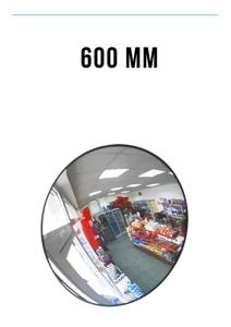 Зеркало безопасности 600 мм