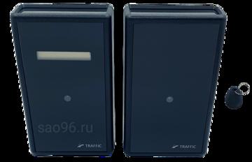 sao96.ru Автономный счетчик посетителей TRAFFIC M Black