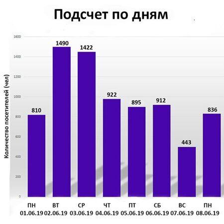 SMART COUNTER Память статистика
