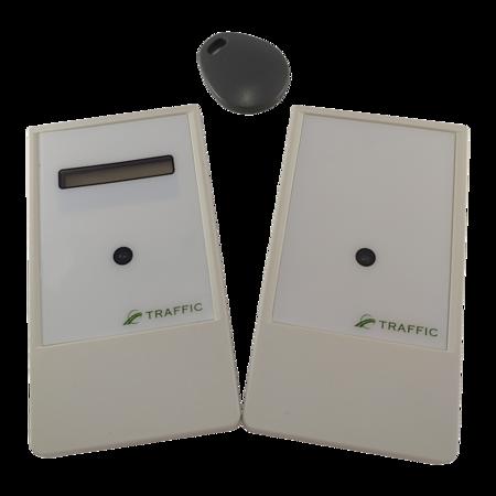 Автономный счетчик посетителей TRAFFIC M Compact