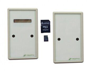TRAFFIC 1Д (С SD картой) счетчик посетителей для магазина