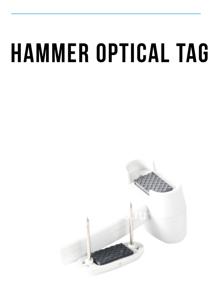 Hammer Optical Tag Антикражный датчик,бирка