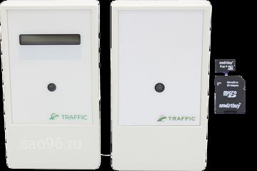 sao96.ru Автономный счетчик посетителей TRAFFIC 1D Compact (SD карта в комплекте)