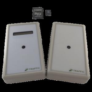 Автономный счетчик посетителей TRAFFIC 1D (SD карта в комплекте)