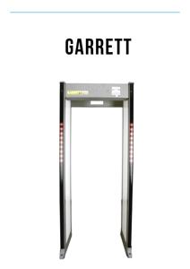 GARRETT Металлодетектор арочный