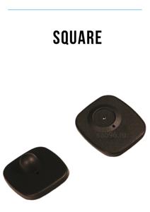 Датчик антикражный мини хар таг 40х50 мм,square