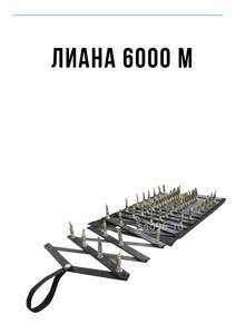 ЛИАНА 6000М Автозаградитель
