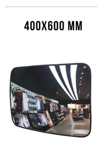 Зеркало безопасности 400х600 мм